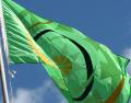 Oecs_flag_flying
