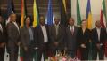 CARIFORUM-Flags and actors 2019