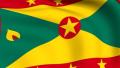 Grenada flying-flag