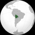Bolivia_nan amerik Latin