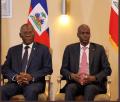 Ayiti  Joseph Jouthe ak Jovenel Moyiz