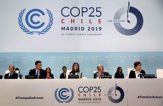 Cop 25 Chile Madrid 2019