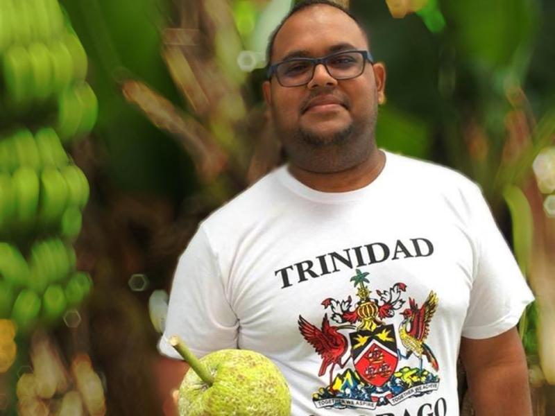 Trinidad and Tobago Omardath Maharaj   an fiyapen nan lanmen'y