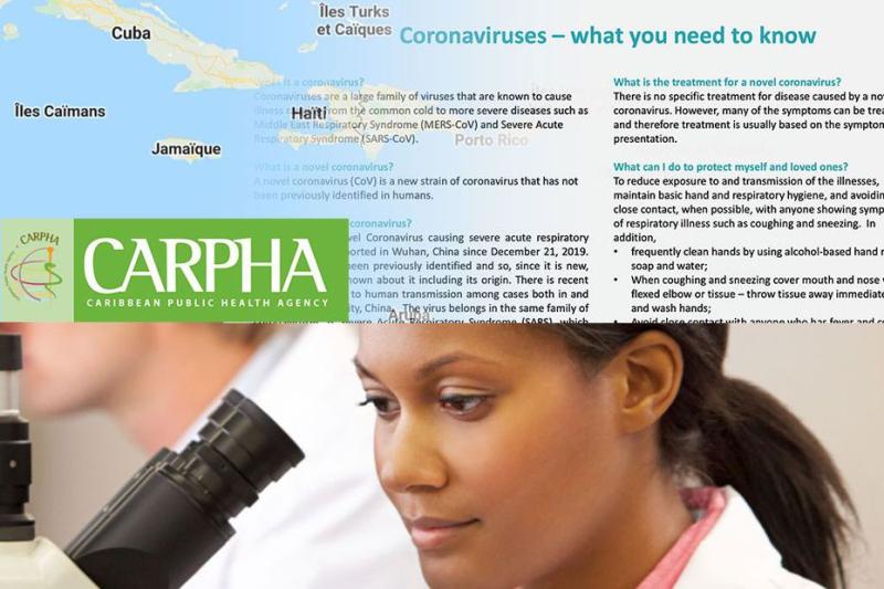 CARPHA CaribbeanPublic Health Agency
