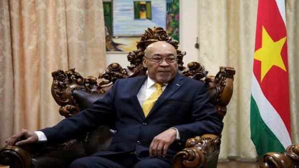 Sirinanm Desi Bouterse