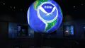 NOAA logo earth