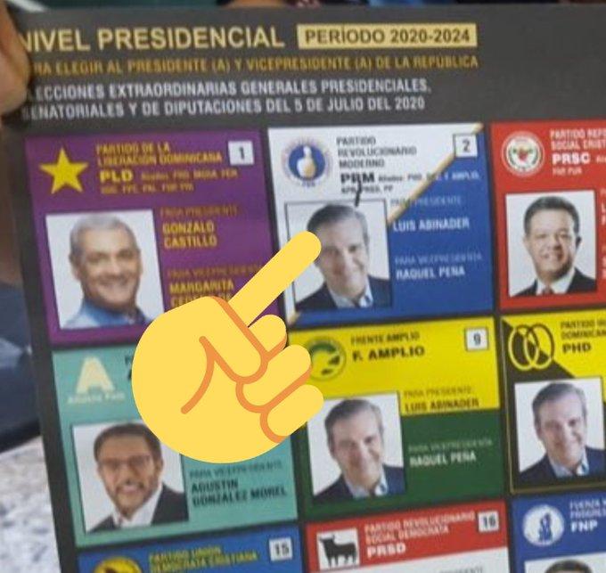 Dominikana nivel presidential