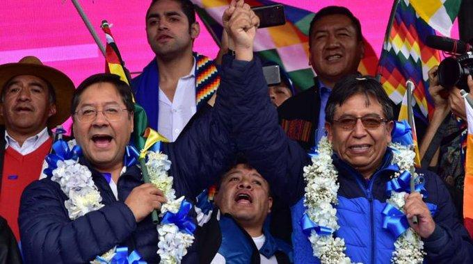 Bolivia gagnó