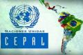 CEPAL Naciones Unidas mapa de America latina