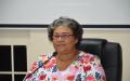 CARPHA executive director  Dr Joy St John
