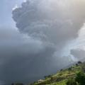 SVG Soufrière deblozonn ash