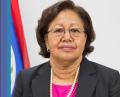 CARICOM - Dr. Carla Natalie Barnett