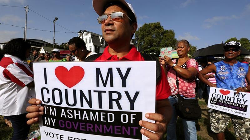 Suriname general election