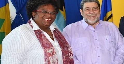 Caricom R. Gonsalves and A. Motley