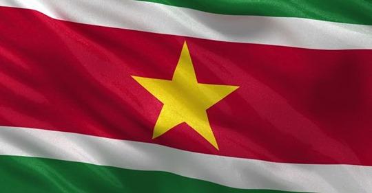 Surinam 44th independance
