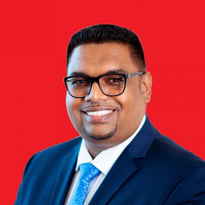 Guyana Irfan-Ali President
