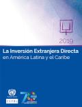 CEPALC la inversion extrangera 2019