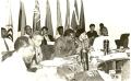 CARICOM Carla-Barnett with Secretary-General Sir Edwin Carrington