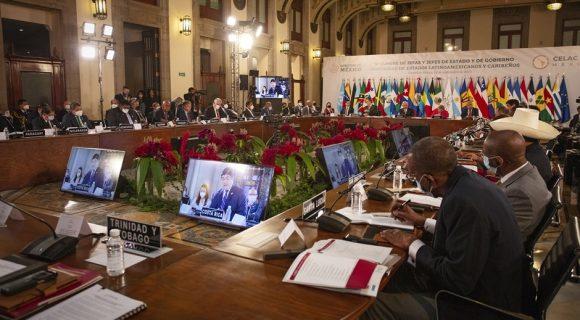 CELAC Cumbre de Mexico