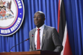 Keith Rowley Trinidad and Tobago