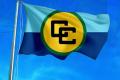 Caricom-bandera