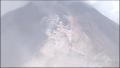 SVG La Soufrière coulée pyroclastique
