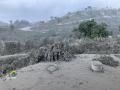 SVG La Soufrière lapli-sann