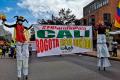 Colombia paro nacional Cali Bogota contigo