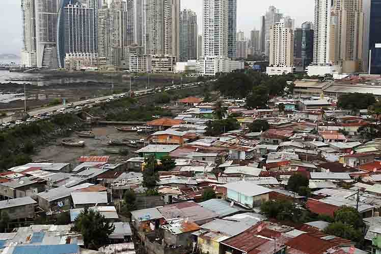 Pobreza America-Latina Desigualdad.